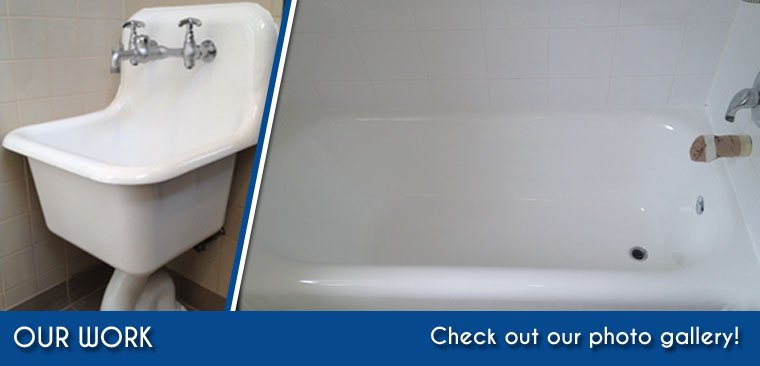 Bathroom refinishing portfolio - Dr Tubs